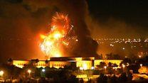 Los eventos clave que condujeron a la guerra en Irak