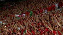 Ronaldo kicks Wales out of Euro 2016