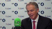Tony Blair: 'People don't believe my regret'