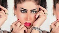 Pakistan's social media celebrity defies threats