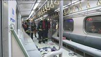 Taiwan train explosion injures 21