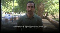 ブレア氏謝罪を絶対受け入れない――英調査委報告書 イラク市民どうみたか