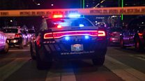 Police officers shot during Dallas protest