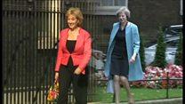 英保守党党首選の女性2候補 主要政策を比較