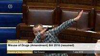 Dabbing in the Dáil