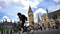 Cyclists press for use of footpaths