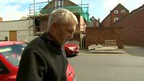 Hillsborough T-shirt man: 'I'm sorry'