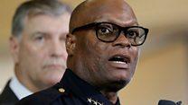 Gunman 'wanted to kill white people'