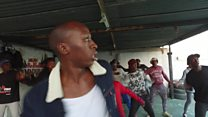 Learning South Africa's gangster dance