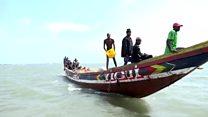 Незаконный лов рыбы разрушает экономику Гвинеи