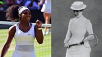 First Wimbledon champion remembered