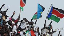 Five years of South Sudan