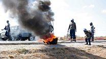 Zimbabwe's week of protests