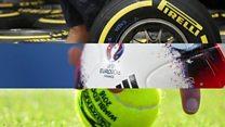 The big weekend of sport