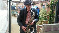 Saxophonist in teeth fund appeal