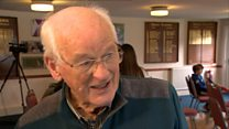 Andy Murray's grandfather 'had to dog-sit'