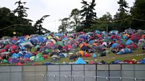 Teenager raped at T in the Park