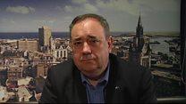 Salmond wants Blair to face 'contempt motion'