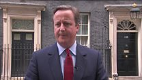 Cameron: Delighted May next PM