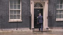 PM hums tune after May announcement