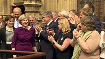 ТВ-новости: Тереза Мэй стала новым лидером консерваторов