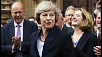 次期英首相のメイ内相 どんな人物なのか