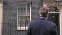 Leaving Downing Street: How previous PM's have come and gone