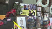 Troon set for golf's greatest prize