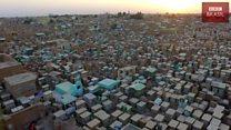 Com 5 milhões de corpos, maior cemitério do mundo recebe vítimas do Estado Islâmico no Iraque