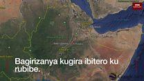 Imihamirano ni myinshi hagati ya Ethiopia na Eritrea ku rubibe bihana