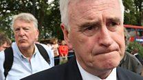 McDonnell defends sweary plotters 'joke'