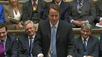 Cameron's first PMQs: 'He was the future once'