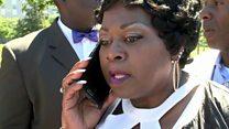 Obama calls Castile's mother