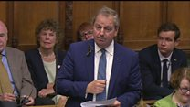 MP jokes about PM's leadership prospects
