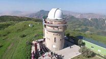 Новая жизнь обсерватории в Таджикистане