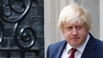 Johnson role 'a jaw-dropping shock'