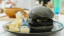 Fantasy food at Studio Ghibli exhibition