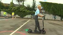 Schools in Warrington add scooter skills to the curriculum