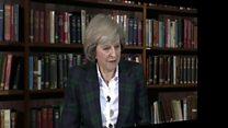 Theresa May: Quem é a nova primeira-ministra do Reino Unido