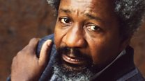 A Vision of Peace by Wole Soyinka