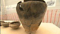 'Britain's Pompeii' reveals 'exquisite' finds