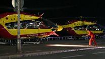 Нападение в Ницце: грузовик врезался в толпу