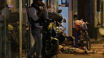 Brasileira relata pânico em Nice após ataque
