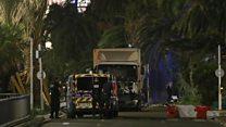 Nice attack eyewitness: 'Nobody was moving'