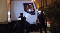 """""""Yo vi cómo el atacante empezaba a disparar desde la ventana"""", dice un testigo"""