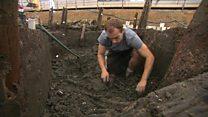 Археологи исследуют уникальное поселение бронзового века