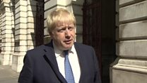 Johnson: 'Very concerned' about Turkey