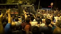 How Turkey's attempted coup unfolded