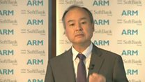 Masayoshi Son: Internet of Things is a paradigm shift