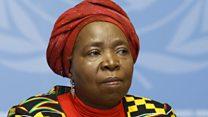 Dlamini Zuma ashikiriza passport nshasha nyafrica